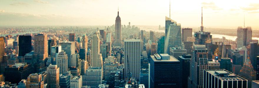 Découvrir la ville de NewYork